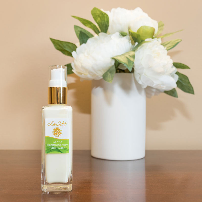 La Ishá Gentle Aromatherapy Face Wash - Special New Price!
