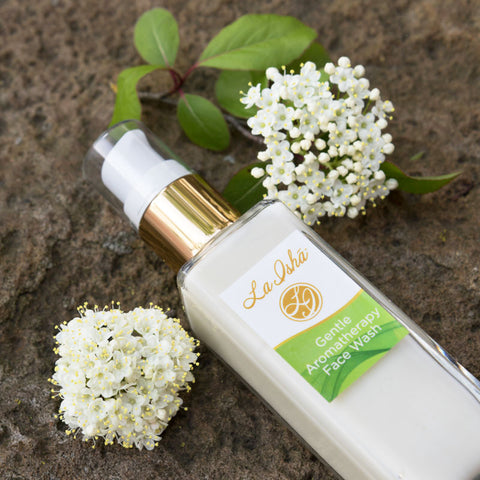 Gentle Aromatherapy Face Wash - La Ishá