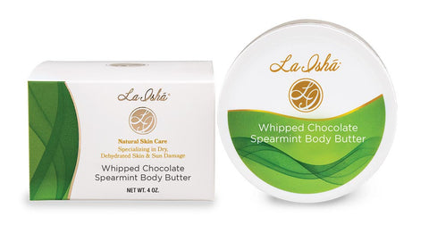 Whipped Chocolate Spearmint Body Butter