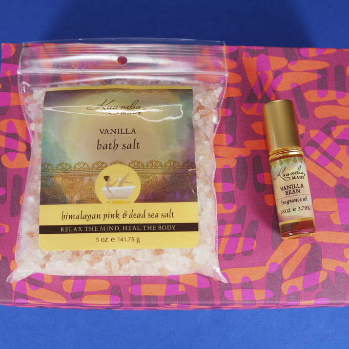 Bath Salts and Fragrance Oil  for A Wish For You Wish Package