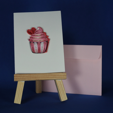 Cupcake Card for A Wish For You Wish Package