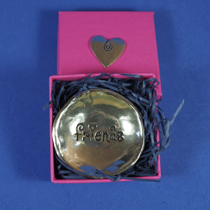 Friends Charm Bowl Memento for A Wish For You Wish Package