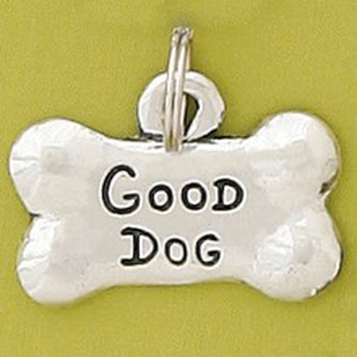 Good dog tag memento, a wish for you