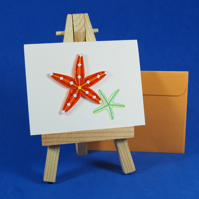 starfish card, a wish for you
