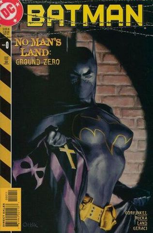 Batman: No Man's Land: Ground Zero #0