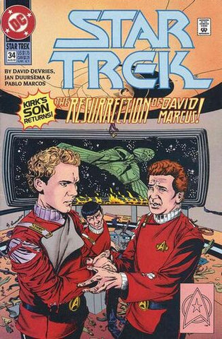 Star Trek Vol.2 #34