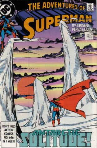 Adventures Of Superman Vol.1 #459