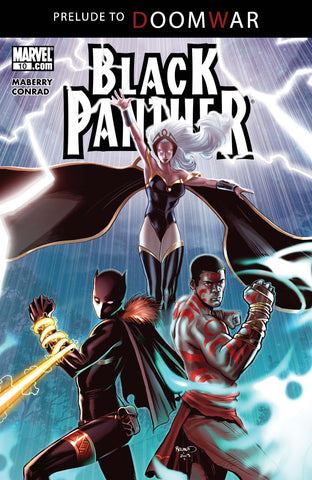 Black Panther (Vol.4 2009) #10