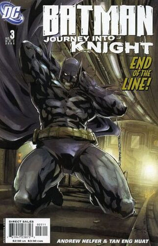 Batman : Journey Into Knight #3