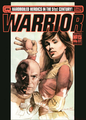 Warrior Magazine #15