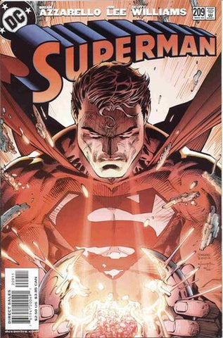 Superman Vol.2 #209