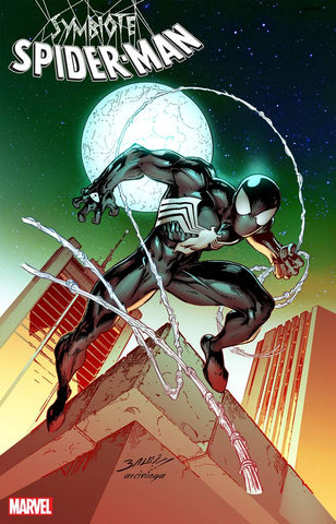 Symbiote Spider-Man : Alien Reality #2 - Bagley Variant Cover