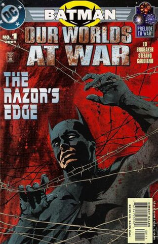 Batman : Our Worlds At War #1
