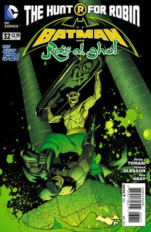 Batman & Robin Vol.2 #32