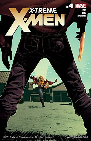 X-Treme X-Men Vol.2 #4