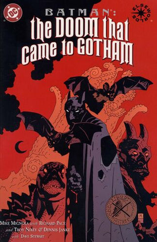 Batman : The Doom That Came To Gotham #3 of 3