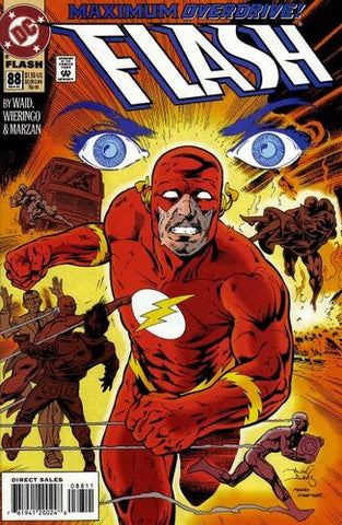 The Flash Vol.2 #88