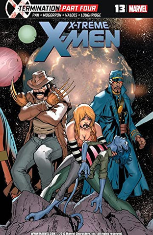 X-Treme X-Men Vol.2 #13