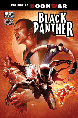 Black Panther (Vol.4 2009) #12