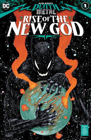 Dark Night's Death Metal : Rise Of The New God #1