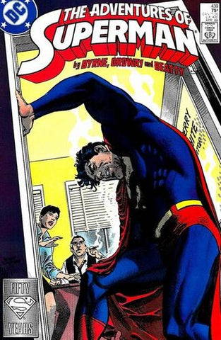 Adventures Of Superman Vol.1 #439