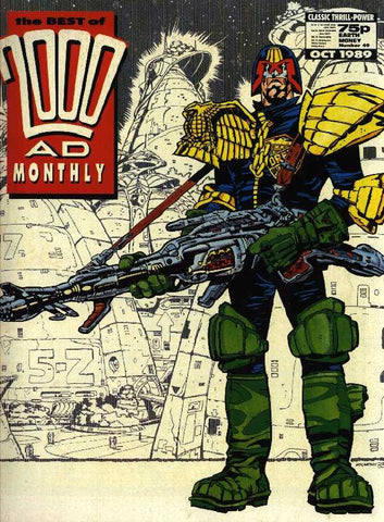 Best Of 2000 AD Monthly #49