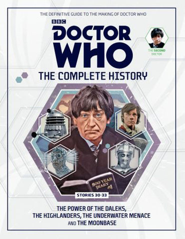 Doctor Who : Complete History - Issue 34 Volume 9