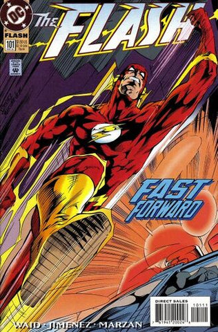 The Flash Vol.2 #101
