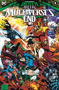 Dark Night's Death Metal : Multiverse's End #1