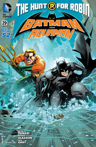 Batman & Robin Vol.2 #29