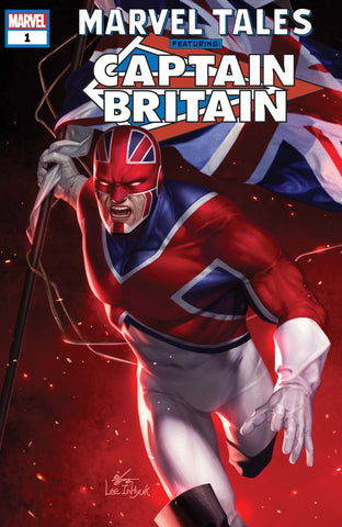Marvel Tales #1 - Ft Captain Britain TPB
