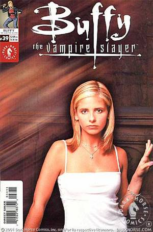 Buffy The Vampire Slayer Vol.1 #39 - Photo Cover