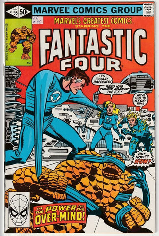 Marvel's Greatest Comics : Fantastic Four #95