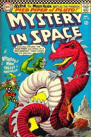 Mystery In Space #110