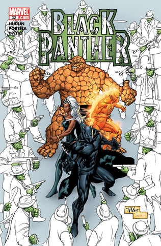 Black Panther (Vol.3 2008) #32