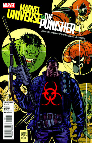 Marvel Universe vs The Punisher #1