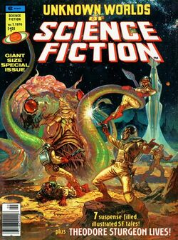 Unknown Worlds of Science Fiction Special Edition #1