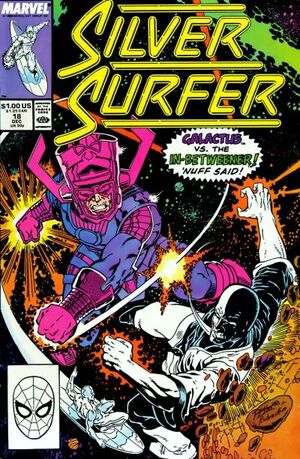 Silver Surfer Vol.3 #18