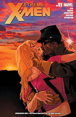 X-Treme X-Men Vol.2 #11