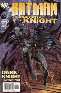 Batman : Journey Into Knight #1