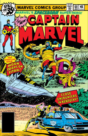 Captain Marvel Vol.1 #60
