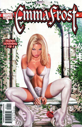 Emma Frost : Higher Learning #1