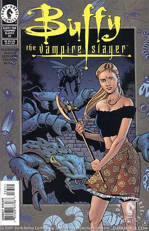 Buffy The Vampire Slayer Vol.1 #33