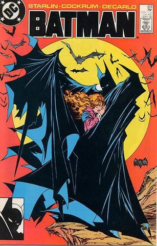 Batman Vol.1 #423 - 1st Print