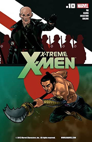 X-Treme X-Men Vol.2 #10