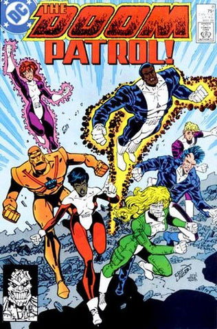 Doom Patrol Vol.2 #8
