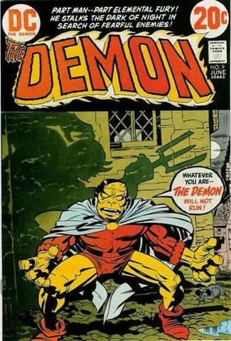 The Demon Vol.1 #9