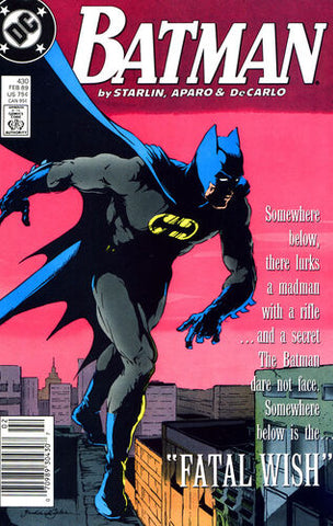 Batman Vol.1 #430