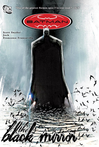 Batman : The Black Mirror - Graphic Novel