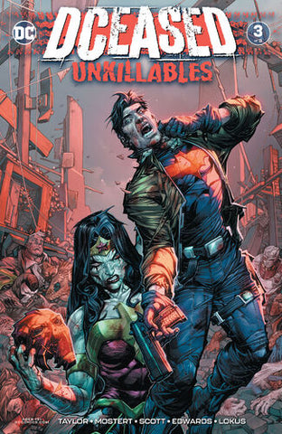DCeased : Unkillables 3